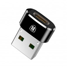 Baseus CAAOTG-01 5A Mini Type-C Female to USB Male adapter Converter