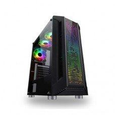 EVOLUR EH051 RGB Mid Tower Gaming Casing