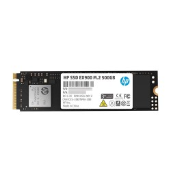 HP EX900 500GB M.2 2280 PCIe NVMe SSD