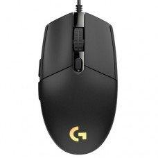 Logitech G102 Lightsync RGB USB Gaming Mouse Black