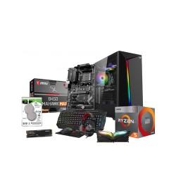 Unix PC AMD Ryzen 5 3600