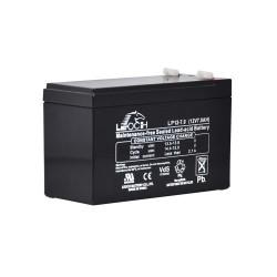 Leoch LP12-7.0 (12V 7Ah) Sealed Lead Acid Battery