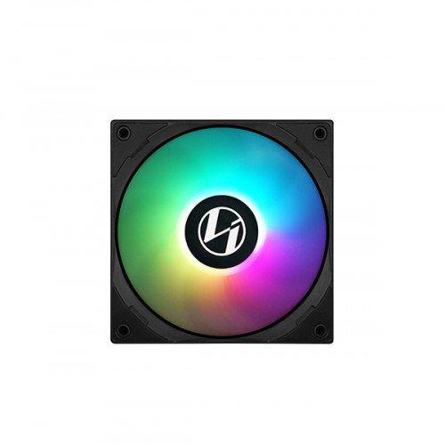 Lian Li ST120 High Static Pressure Case Fan - Black