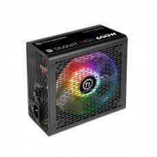 Thermaltake 600W 80+ White Certified Smart RGB Power Supply