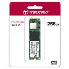 Transcend 110S 256GB M.2 (M-Key) PCIe SSD Drive