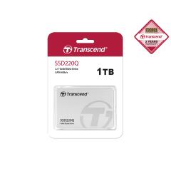 Transcend 1TB 220Q SATA III 2.5 Inch Internal SSD