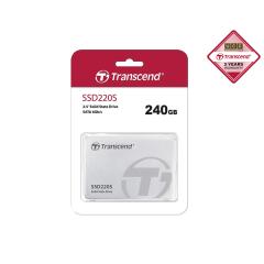 Transcend 240GB 220S SATA III 2.5 Inch Iinternal SSD