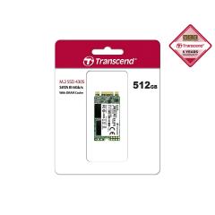 Transcend 512GB 430S M.2 2242 SATA III Internal SSD