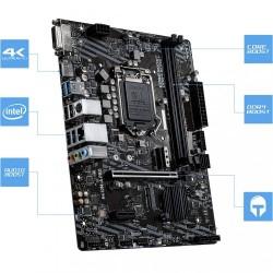 MSI H410M Pro Intel 10th Gen Micro-ATX Motherboard