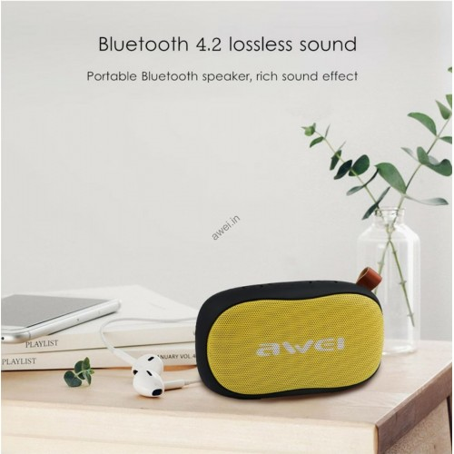 Awei Y900 Mini Bluetooth Speaker (4.5W)