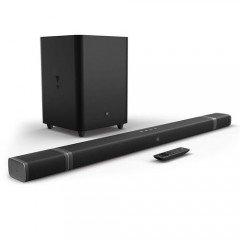 JBL Bar 5.1-Channel 4K Ultra HD Magnetic Soundbar with Wireless Subwoofer