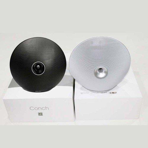 Micropack Conch Bluetooth Speaker (Black/White) (6W)