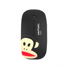 Wiwu WM102 Paul Frank Edition 2.4G Rechargeable Slim Wireless Mouse