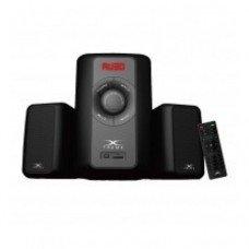 Xtreme E856BU 2:1 Bluetooth Speaker With Remote