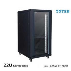 Toten 22U Server Cabinet (600 x 1000)