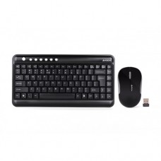 A4TECH 3300N Wireless Keyboard With Padless Mouse