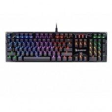 A4TECH Bloody B810R RGB Light Strike RGB Animation Gaming Keyboard (Blue Switch)