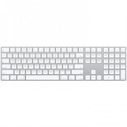 Apple Wireless Magic Keyboard w/Numeric Keypad (MQ052ZA/A) Silver
