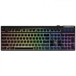 Asus Cerberus Mech Anti-Ghosting N-Key Rollover RGB Mechanical Gaming Keyboard (Blue & Red Switch)