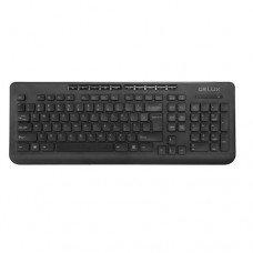 Delux OM02 USB Multimedia Keyboard With Bangla