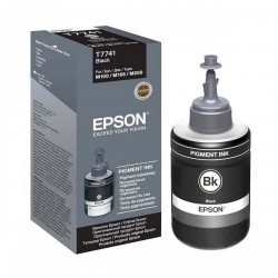 Epson C13T7741 Black Ink Bottle