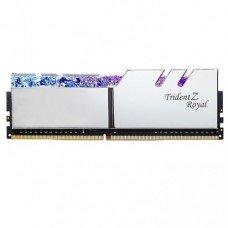 G.Skill Trident Z Royal 8GB DDR4 3200MHz Silver Heatsink Desktop RAM