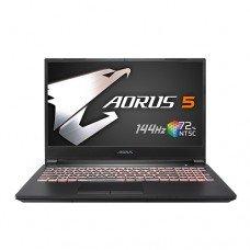 Gigabyte Aorus 5 KB Core i7 10th Gen RTX 2060 Graphics 15.6 inch 144Hz FHD Gaming Laptop