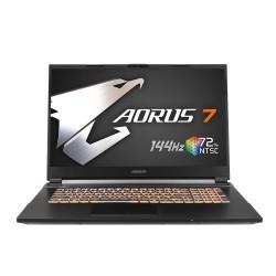 Gigabyte Aorus 7 KB Core i7 10th Gen RTX 2060 Graphics 17.3 inch 144Hz FHD Gaming Laptop