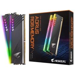 Gigabyte AORUS RGB 16GB (2X8GB) 3600MHz Desktop RAM without Demo Kit