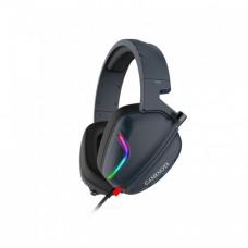 Havit H2019U Game Note USB 7.1 Surround Sound RGB Gaming Headphone Black