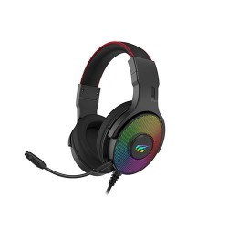 Havit H2028U USB 7.1 Gaming Headphone Black