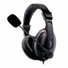 Havit HV-139D 3.5mm Stereo Headphone Black (Double Port /Single Port)