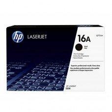 HP 16A Black Original LaserJet Toner Cartridge (For LJ5200)