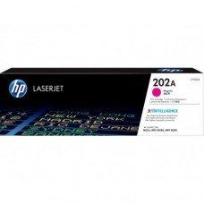 HP 202A Magenta Original LaserJet Toner Cartridge (For LJ M254, M280, 281)