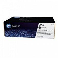HP 25X Black LaserJet Toner Cartridge