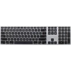 Matias Wireless Multi-Pairing Keyboard for Mac (Silver)