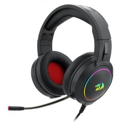Redragon H270 Mento RGB Wired Gaming Headset
