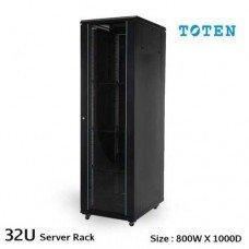 Toten 32U Server Cabinet (Floor Stand) 800x1000