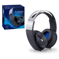 Sony PlayStation Platinum 7.1 Virtual Surround Sound Wireless Headset