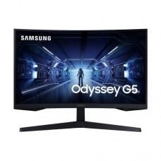 Samsung C27G55T Odyssey G5 27 inch 2K 144Hz Curved Gaming Monitor