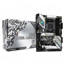 ASRock B550 Steel Legend DDR4 AMD AM4 ATX Motherboard