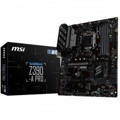 MSI Z390-A Pro 9th Gen ATX Motherboard