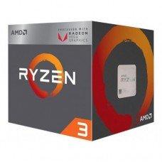 AMD Ryzen 3 2200G Quad-Core Processor With Radeon Vega 8 Graphics (Limited stock)