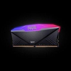 APACER NOX 8GB DDR4 3200MHZ RGB AURA2 DIMM DESKTOP RAM