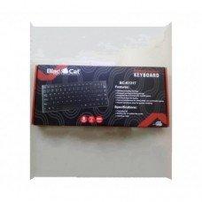 Black Cat BC-K1317 Mini USB Keyboard With Bangla