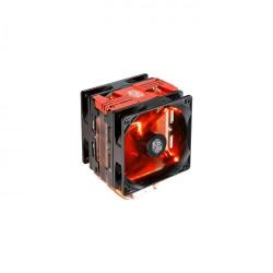 Cooler Master HYPER 212 LED Turbo Black Cover Red Led Air CPU Cooler