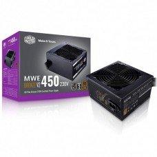 Cooler Master MWE 450W V2 Non-Modular 80 Plus Bronze Power Supply