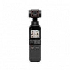 DJI Osmo Pocket 2 OT-210 Cmos Sensor 4MP Handheld 4K Action Camera Black