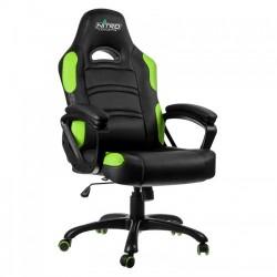 Gamemax GCR07 Gaming Chair Green
