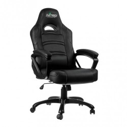 Gamemax GCR07 Gaming Chair Black
